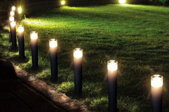 garden lighting bollards. LUKER Brochure Garden Lighting Bollards I